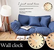 創意時尚牆飾掛飾鐘