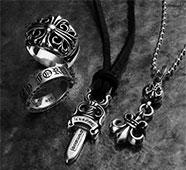 Dagger 匕首純銀項鍊