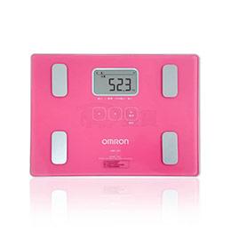 OMRON歐姆龍電子體重體脂肪計 HBF-212