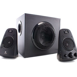 LOGITECH 羅技 Z623 2.1聲道喇叭
