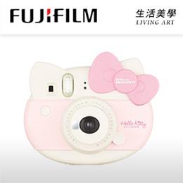 日本原裝 FUJIFILM 富士【instax mini HELLO KITTY】拍立得 含KITTY底片