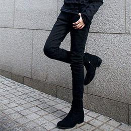 潮流長褲子窄褲鉛筆褲