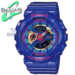 Baby-G金屬感 未來時尚感 人氣腕錶