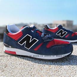 NEW BALANCE NB565 復古慢跑鞋