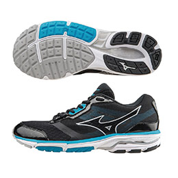 日本MIZUNO超寬楦慢跑鞋