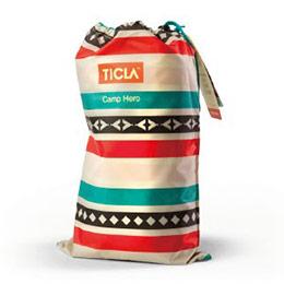 美國 TICLA Camp Hero防水地布