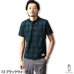 ZIP短袖POLO衫
