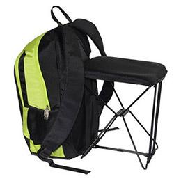 可拆卸式椅子後背包