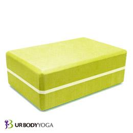 瑜伽磚---芥末黃