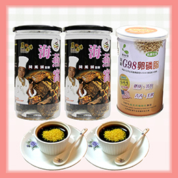 黑糖海燕窩+卵磷脂