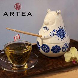 Tea熊罐(花開四季茶)