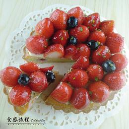 【草莓季】繽紛草莓塔