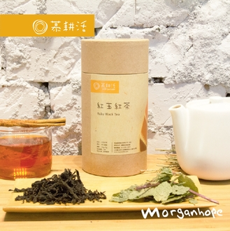 慕耕活紅玉紅茶-50g