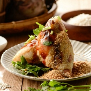 古早味李媽媽肉粽 (10顆)