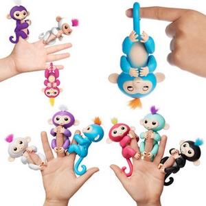 智能互動手指猴 玩具