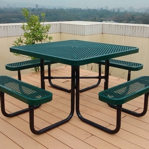 方型戶外餐桌椅