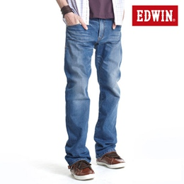 EDWIN 503 ZERO直筒褲