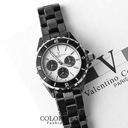 全精密陶瓷范倫鐵諾Valentino腕錶