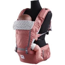 韓國 Pognae-No.5超輕量機能坐墊型揹巾
