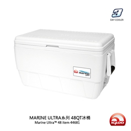 Igloo MARINE UL系列三日鮮48QT冰桶