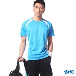 運動吸排短袖T恤