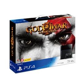 戰神 3 重製版同捆組