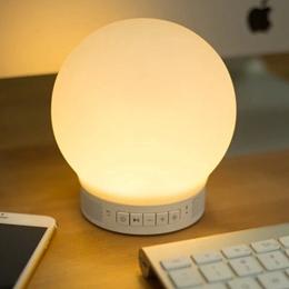 多功能 LED藍芽檯燈小音箱