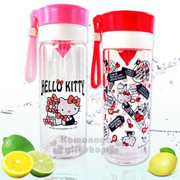 Hello Kitty 清涼隨身檸檬瓶