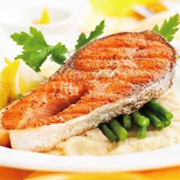買一片送一片★深海!智利鮭魚切片240g