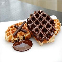 珍珠糖鬆餅組合(巧克力+堅果+乳酪+蔓越莓+香草+肉桂)