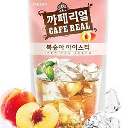 Jardin Real Beverage水蜜桃冰茶(10袋/盒)