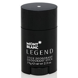 MONT BLANC 萬寶龍 LEGEND 傳奇經典男性體香膏 75g