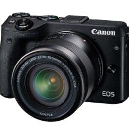 Canon EOS-M3 18-55mm 單鏡組