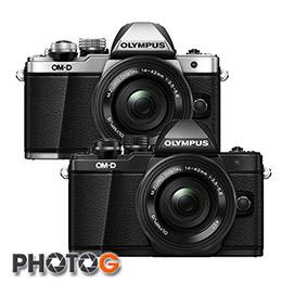 Olympus OM-D E-M10 Mark II 14-42EZ 鏡頭組