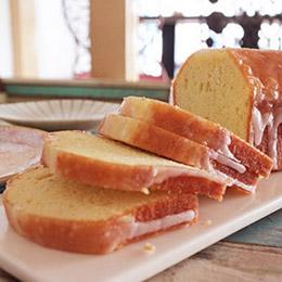 糖漬檸檬★磅蛋糕2入組