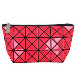 ISSEY MIYAKE BAOBAO幾何方格3x6化妝包