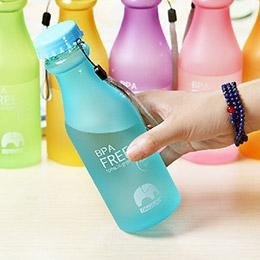 【韓國摔不破】防漏攜帶式冷水瓶
