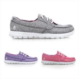 SKECHERS 女運動休閒鞋