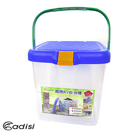 ADISI 萬用RV收納桶(6入)