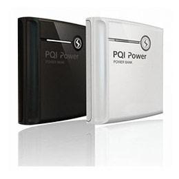 勁永 PQI Power bank 5200mah 超低自放行動電源