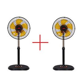 台灣通用 G.MUST 12吋 360度 立體擺頭電扇