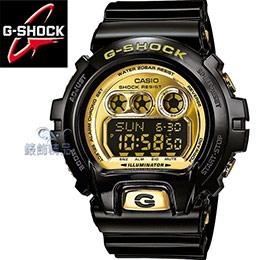 CASIO G-SHOCK全新金屬感 黑框金
