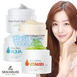 韓國The Skin House 凍齡陶瓷亮亮霜/膠系列