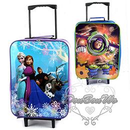 迪士尼冰雪奇緣行李箱