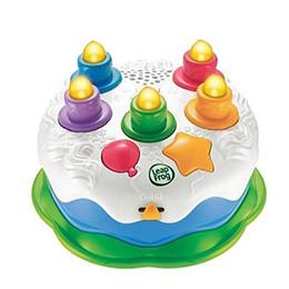 美國【LeapFrog跳跳蛙】會唱歌的生日蛋糕