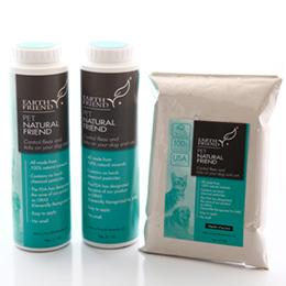 美國天然寵物殺蟲粉 2罐+1包