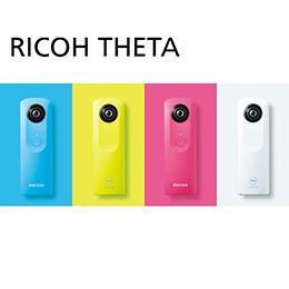 RICOH THETA m15 360゚全天球全景相機