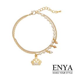皇冠珍珠手鍊