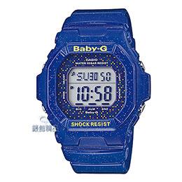 卡西歐BABY-G冷光流行錶