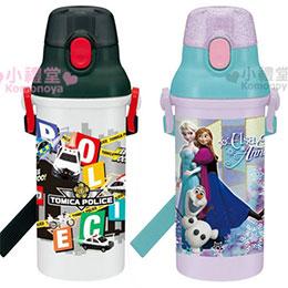 迪士尼/三麗鷗 等卡通造型日本製直飲式水壺